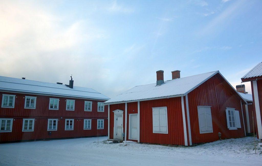 Gammelstad Lulea