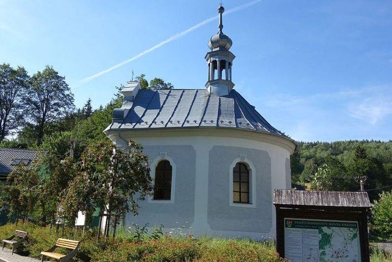 Untertiefenbach: Kapelle des Hl. Prokop